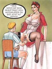 galleries Adult comic