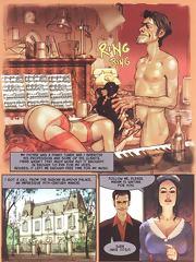 Ignacio Noe comic books